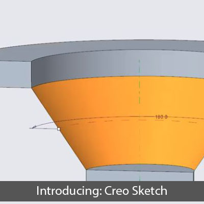 Introducing Creo Sketch